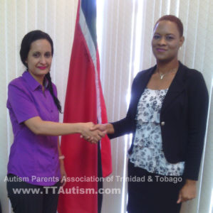 APATT meets with Hon. MP AyannaWebster-Roy